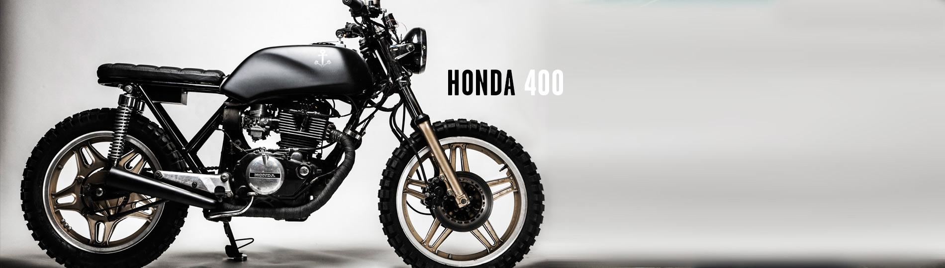VCS HONDA 400